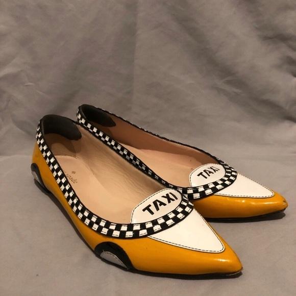 kate spade Shoes | Taxi Flats | Poshmark
